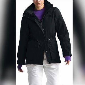 The North Face Reign Down Hooded Parka